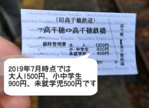 takachiho-railway-ticket