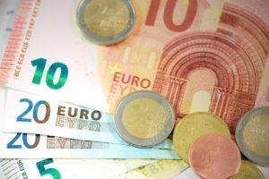 euro-coins-on-the-bill