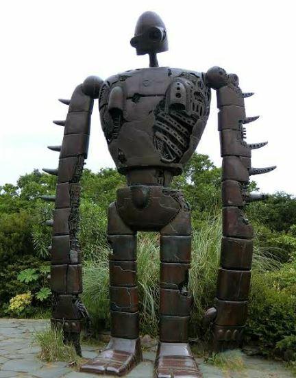 ghibli-museum-garden-robot