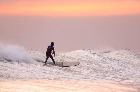 long-board-surfer