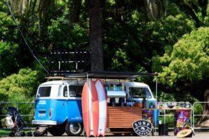 blue-and-white-food-van
