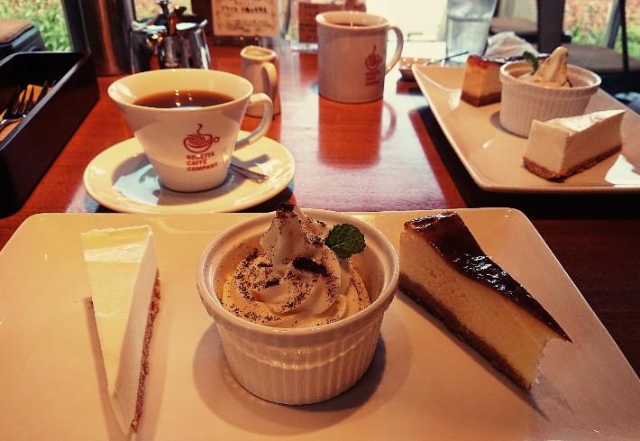 cake-coffee